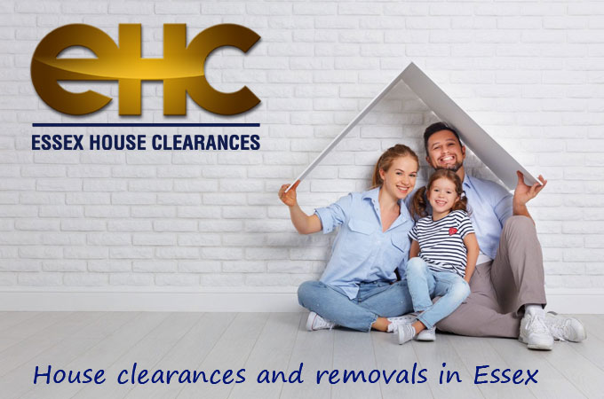 Dunmow house clearance, property clearance, furniture removal